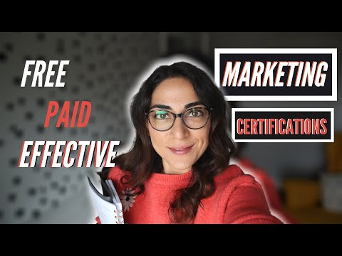 Top Marketing Certifications (Free and Paid) Worth Your Time ...