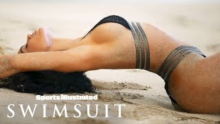 Anne de Paula Turns Up The Heat In Nevis In Revealing Suit | Intimates | Sports Illustrated Swimsuit