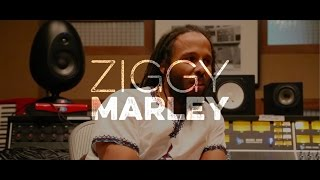 The Making Of: 'ZIGGY MARLEY'