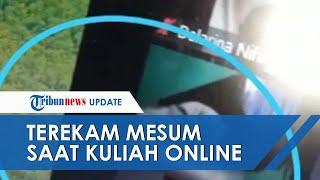 POPULER: Video Mahasiswi di Kupang Terekam Mesum saat Kuliah Online, Sadar setelah Ditelepon Teman