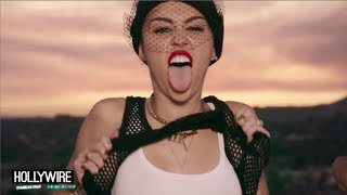 Miley Cyrus   Explicit 'We Can't Stop' Music Video (Director's Cut)