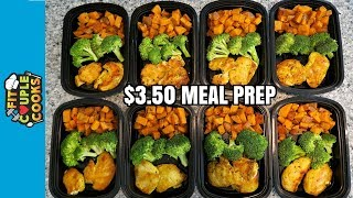 How to Meal Prep - Ep. 56 - CHICKEN BROCCOLI SWEET POTATO