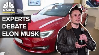 Seven Experts Debate The Future Of Tesla And Elon Musk