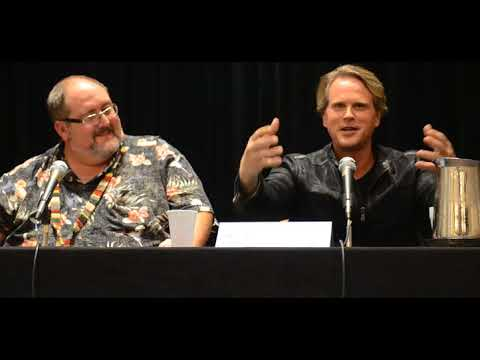 DragonCon 2014 - Sunday - Cary Elwes' Walk on the Dark Side - Part 1 of 4