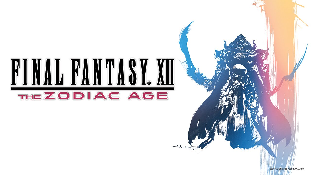 Video FINAL FANTASY XII THE ZODIAC AGE [PS4]