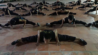 Easy Kungfu for Beginners Step By Step 1 || Warm Up - Neigong basic - Puch - Kick and Mix