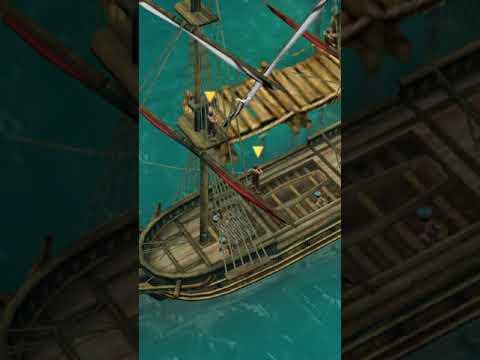Пираты Карибского Моря КК  #1    Прокачка кораблей.  Навыки