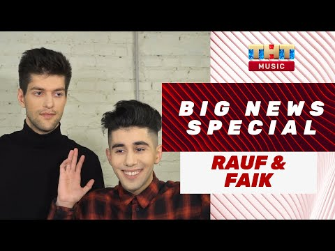 RAUF & FAIK про сольный концерт, новый клип и знакомство с Niletto