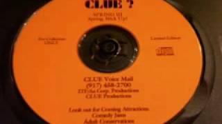 FIRST MIXED HIP HOP CD EVER-1995 DJ CLUE SPRING TYME STICK UP