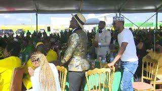 """Rais Magufuli awasimamisha ALIKIBA, DIAMOND na HARMONIZE, """"Nataka Mpatane, Nina jambo lenu"""""""