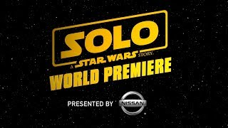 Live From the Red Carpet of Solo: A Star Wars Story! - Video Youtube