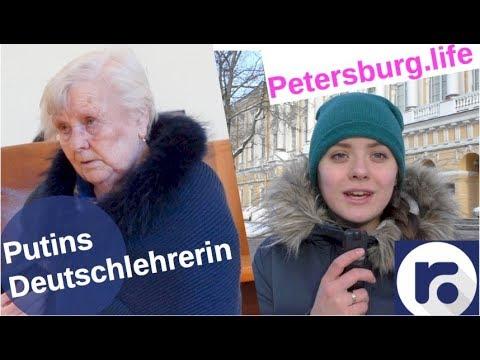 Getroffen: Putins Deutschlehrerin [Video]