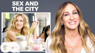 Download Video Sarah Jessica Parker Breaks Down Her Most Iconic Characters   GQ MP3 3GP MP4
