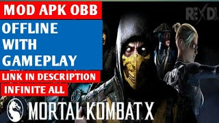 mortal kombat x mod apk latest version