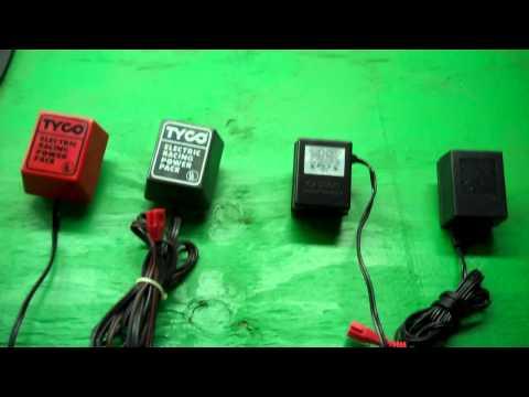 Slot Track Power Supply