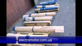 Насос ЭЦВ 6-16-160 от компании ПКФ «Электромотор» - видео