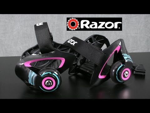 Jetts Heel Wheels from Razor
