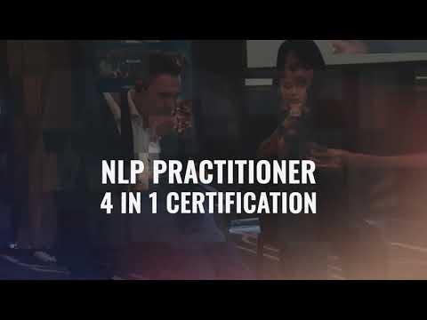 NLP Practitioner 4 in 1 Certification Training   Sebastien Leblond ...