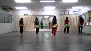Gambar cover Made In India- line dance