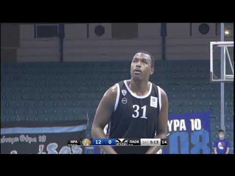 Basket League : Ηρακλής – ΠΑΟΚ | 24/10/2020 | ΕΡΤ