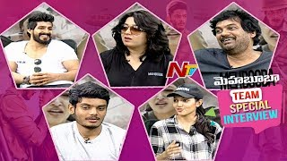 Mehabooba Team Exclusive Interview