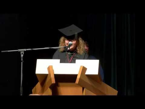 Distinguished Alumna Ms Katerina Siampani - Speech at the Graduation Ceremony 2015
