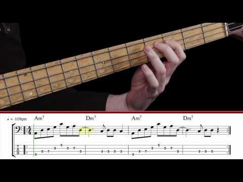 Learn Bass - Using Pentatonic Scales