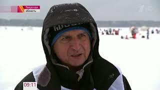 Народная рыбалка 2018 на Первом канале