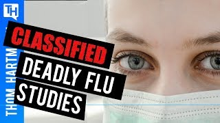Once Banned 1918 Flu Being Studied in Secret?