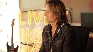 "Keith Urban - The Making of ""Coming Home"" from Graffiti U"