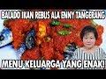 Resep : Balado Ikan Rebus Ala Enny Tangerang Menu Keluarga Yang Enak!!!