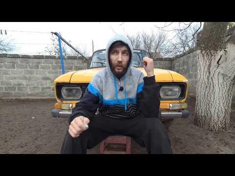 Как я стал автомобилистом и почему выбрал Москвич?