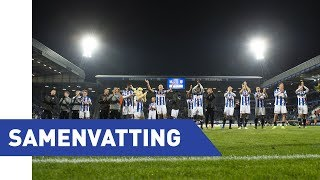 Samenvatting sc Heerenveen - PEC Zwolle (19/20