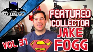 Featured Collector Series Vol 31 ~ Jake Fogg! Awesome MAN CAVE Collection Room Tour!