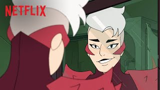 Scorpia's Daily Affirmations 🦂 She-Ra and the Princesses of Power   Netflix Futures
