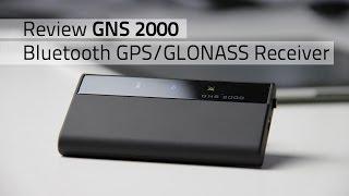 GNS 2000 -- Bluetooth GPS/GLONASS Empfänger für iOS und Android