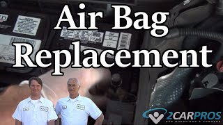 Airbag Replacement Driver Side Mercedes Benz