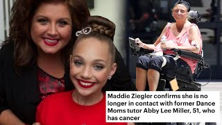 why maddie had to cut all contact with abby...(the tea is shady)