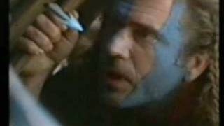 Braveheart fan music video John Farnham - That's Freedom