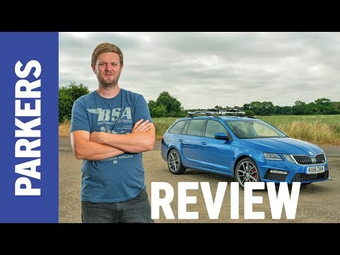 Skoda Octavia Estate (2013 - 2020) Review Video