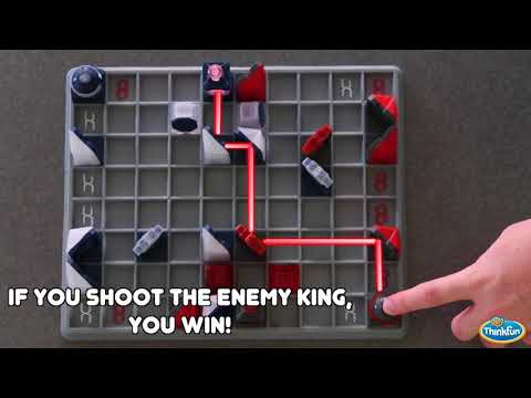 Youtube Video for Laser Chess - High Tech Strategy