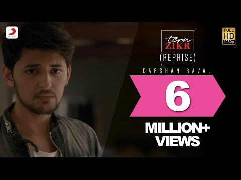 A Reprise version after 6.8MN views, Darshan Raval on fire this week!