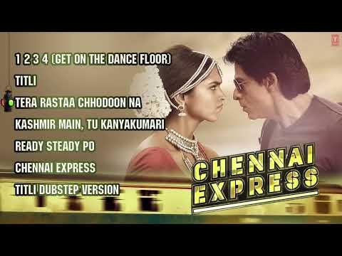 Chennai Express Full Songs Jukebox | Shahrukh Khan, Deepika Padukone