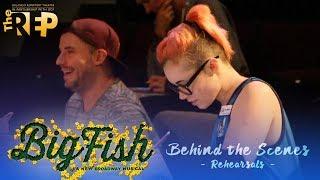"""Behind the Scenes of """"Big Fish""""   Orlando REP 2018"""