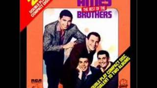The Ames Brothers -  It Only Hurts For A Little While