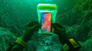 Found a Working iPhone X Underwater in the River! (Returned Lost iPhone to Owner) - Video Youtube