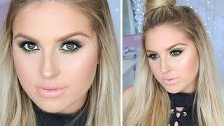 Seductive Green Eyeshadow ♡ Perfect For Green, Hazel & Brown Eyes!