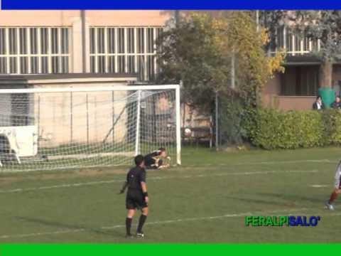 Preview video FERALPISALO´-PORTOGRUARO 2-2 (Berretti)