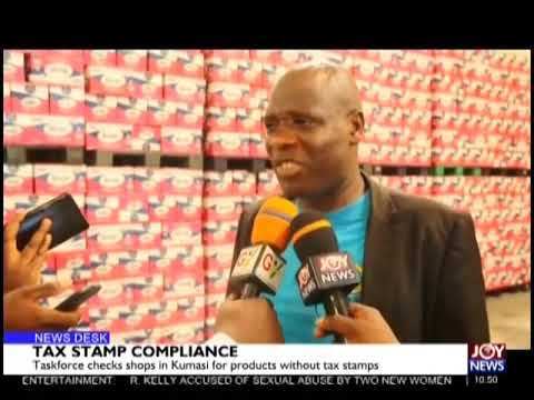 Business Desk on JoyNews (22-2-19)