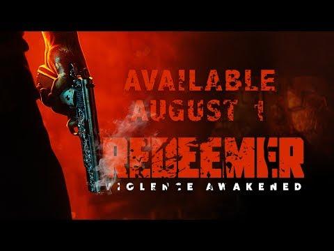 Redeemer - Release Date Announcement Trailer thumbnail